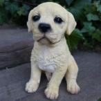 ショッピングオーナメント 犬の置物 ラブラドール いぬ イヌ 動物 9692H オーナメント ガーデン オブジェ 庭 雑貨 ガーデニング インテリア 雑貨 マスコット