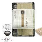 ゴボウ麺 牛蒡練りこみ手延べ麺 2人前×2パック 送料無料(熊本産小麦使用)