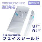 フェイスシールド6枚 メガネ3個 眼鏡型 キムタク使用  木村拓哉 フェースシールド 在庫あり  コロナ フェイスガード ウィルス 飛沫対策