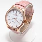 腕時計 ウォッチ ピンク ベルト Royal Crown ITALY DESIGN ジュエリー 時計