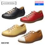 ソルボ レディース ウォーキングシューズ カジュアル プレミアムクッション ソルボセイン 本革 3E ASC3740 Achilles アキレス SORBO 靴