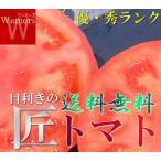 トマト とまと 箱 4kg 桃太郎 大玉限定 厳選 贈答可能  匠トマト  手作り お特用 大容量 業務用