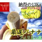 バナナ フィリピン 箱 13kg