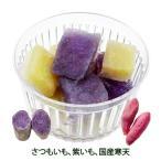 犬 無添加 ごはん 2色 スイート ポテト デザート スイーツ さつまいも 紫いも トッピング 手作り 6480円以上 送料無料 あすつく 帝塚山 WANBANA ワンバナ
