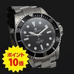 ポイント10倍対象商品 期間限定 ワンチャー WANCHER Deep Sea 機械式自動巻き軍用ダイバーメンズ 腕時計