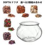 【IKEA】DOFTA/ドフタ ポプリ (2点選べる組み合わせ・花瓶セット)
