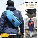 マックパック macpac モジュール クラシック ウエストバッグ 全4色  MM71603 MODULE CLASSIC