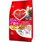 ビューティープロ キャット 子猫用 12ヵ月頃まで フィッシュ味 1.5kg(300g×5袋)