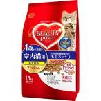 ビューティープロ キャット 成猫用 1歳から フィッシュ味 1.5kg(300g×5袋)