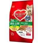 ビューティープロ キャット 低脂肪 1歳から フィッシュ味 1.5kg(300g×5袋)