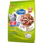 コンボ キャット 肥満が気になる猫用 まぐろ味・かつおぶし・小魚添え 700g(140g×5袋)