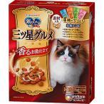 銀のスプーン 三ツ星グルメ 全猫用お魚レシピに贅沢素材 4種のアソート 200g(20g×10個)