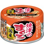 焼津のまぐろ カニカマ入りまぐろとささみ 70g×24缶