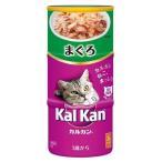 カルカン ハンディ缶 1歳から まぐろ 160g×3P マースジャパン 猫 キャットフード ペットフード 成猫 アダルト