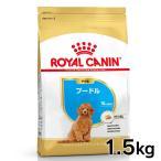 [正規品]ロイヤルカナン 犬 プードル 子犬 1.5kg (AA)(D) ドッグフード フード 犬用 犬