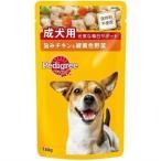 マースジャパンリミテッド P104 成犬用元気サポートチキン 野菜 130g