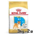 [正規品]ロイヤルカナン 犬 柴犬 子犬用 3kg×2 (D)(AA) ドッグフード フード 犬用 犬