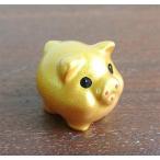 Yahoo!天然素材の家具と照明 Wanonミニミニ金豚の置物ぶた グッズ 豚 ブタ 置物 ぶた 雑貨 縁起物 幸運 金運 金豚 黄金の豚 ゴールド 風水雑貨 風水グッズ 風水(おしゃれ オブ