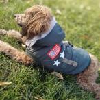 犬 服 ダウン風 パーカー フード 犬服 トイプードル チワワ 防寒 暴風 小型犬 中型犬 おしゃれ 可愛い 秋 冬 犬の服 アーミージャケット