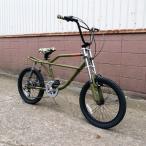 テレビで紹介された話題のアメリカンな自転車・フリーキーバイク