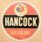 ガレージステッカー/シール ハンコックガソリン Hancock GS-021