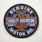 ワッペン ハーレーダビッドソン Harley-Davidson 名前 作り方 LFW-005