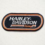 ワッペン ハーレーダビッドソン Harley-Davidson(レーシング) 名前 作り方 LFW-018