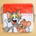 アメリカンキャラ巾着袋(S) トムとジェリー Tom and Jerry LJK-S003