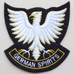 ミリタリーワッペン German Spirits ジャーマンスピリッツ(ドイツ軍)