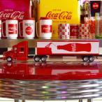 コカコーラ Coca-Cola ミニカー パッカー 125周年記念コンボイトレーラー(1/43) *メール便不可