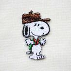 ショッピングワッペン シールワッペン スヌーピー Snoopy(ビーグルスカウト 2) S02Y9460