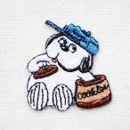 ショッピングワッペン シールワッペン スヌーピー Snoopy(オラフ 2) S02Y9464