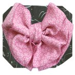兵児帯 へこ帯 浴衣 ゆかた リバーシブル ピンク薄ピンク色地 織地 桜桜