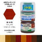 水性ウレタンニス つや消しローズ 130ml (和信ペイント)