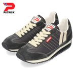 パトリック マラソン PATRICK MARATHON KOKTO 黒糖 グレー 94571 スニーカー メンズ レディース 日本製