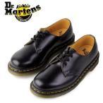 ショッピングドクターマーチン ドクターマーチン Dr.Martens 1461 3EYE GIBSON SHOE BLACK SMOOTH 10085001 3ホール レディース メンズ