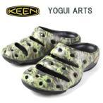 KEEN メンズ サンダル YOGUI ARTS ヨギ アーツ 1002034 Camo Green