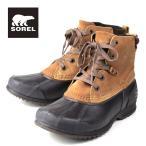 SOREL Ankeny NM2101 286 Elk Stout ソレル アンケニー メンズ ブーツ 防水設計 セール