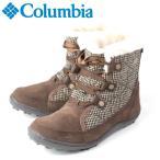 ショッピングツイード Columbia コロンビア Womens Minx Shorty Omni-Heat BL1629 256 Tobacco British Tan レディース ブーツ