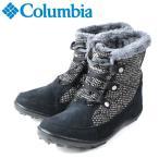 ショッピングツイード Columbia コロンビア Womens Minx Shorty Omni-Heat BL1629 010 Black Pebble レディース ブーツ