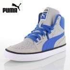 puma プーマ 靴 359755-12 SKY STREET VU スカイストリート バルカナイズド グレー ハイカット レディース スニーカー