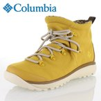 Columbia コロンビア 919 Mid 16 Omni-Tech クイックミッド16 オムニテック YU3798-710 Elestron Yellow レディース ブーツ 防水