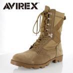 アビレックス AVIREX COMBAT AV2001 BEIGE SUEDE コンバットブーツ ミリタリーブーツ ブーツメンズ レディース