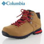 コロンビア ブーツ Columbia メテオ ミッド オムニテック YU3769 629 Cayenne メンズ レディース 防水 登山靴 トレッキングシューズ 靴 ブラウン セール