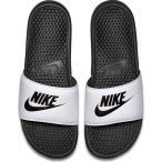 ショッピングナイキ サンダル ナイキ ベナッシ サンダル JDI NIKE BENASSI JDI 343880-100 レディース メンズ シャワーサンダル 靴 ホワイト ブラック