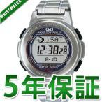 チープシチズン チプシチ MHS5-200 CITIZEN シチズン Q&Q キューアンドキュー デジタル SOLARMATE ソーラー電源  メンズ 腕時計 フォーマル