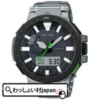 PRX-8000T-7BJF CASIO カシオ PROTREK プロトレック MANASLU 送料無料 メンズ 腕時計 電波ソーラー世界6局 アスレジャー