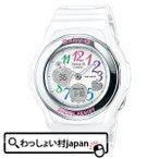 Yahoo!わっしょい村JAPANBGA-101-7B2JF ベビーG BABY-G カシオ CASIO BGA-101シリーズ レディース 腕時計 LEDライト アスレジャー