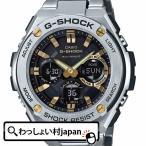 ショッピングShock G-SHOCK  Gショック CASIO カシオ ジーショック G-STEEL メタルバンド GST-W110D-1A9JF メンズ 腕時計 送料無料 国内正規品 アスレジャー