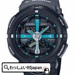 ショッピングShock G-SHOCK  Gショック CASIO カシオ ジーショック G-SHOCK ブラック GA-500P-1AJF メンズ 腕時計 送料無料 国内正規品 アスレジャー